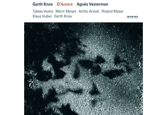 Agnes Vesterman, Knox,Garth/Vesterman,Agnes - D'amore - (CD)