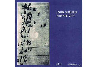 John Surman - Private City (Touchstones) - (CD)