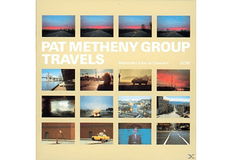 Pat Metheny - Travels - (Vinyl)