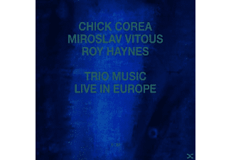 Chick Corea - Trio Music, Live In Europe (Touchstones) - (CD)