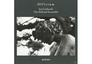 Jan Garbarek, Hilliard Ensemble - OFFICIUM - (CD)
