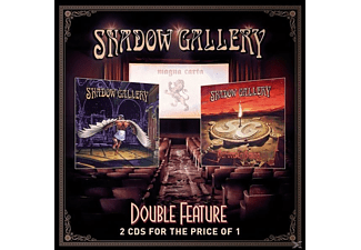 Shadow Gallery - Shadow Gallery: Double Feature [CD]