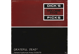 Grateful Dead - Dick's Picks 5 - (CD)