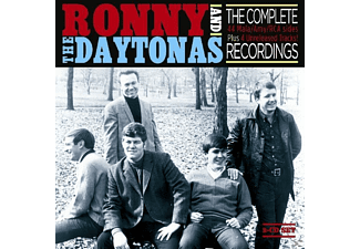 Ronny & The Daytonas - Complete Recordings [CD]