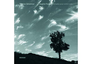 Thomas Zehetmair - Sonaten Für Violine Solo [CD]