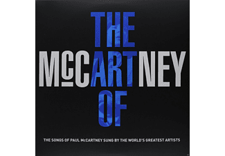 VARIOUS - The Art Of McCartney - (LP + Download)