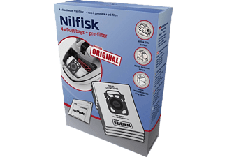 NILFISK Sacs aspirateur (1319817 ULTRA PLUS F/ELITE EXTREME & KING)