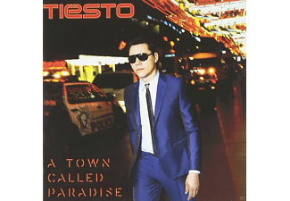 Tiësto - A Town Called Paradise CD