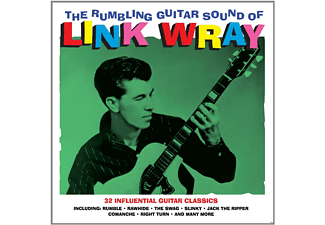 Link Wray - RUMBLING GUITAR SOUNDS OF - (Vinyl)
