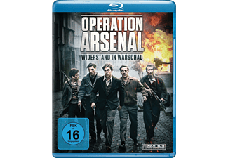 Operation Arsenal - Die Festung muss fallen - (Blu-ray)