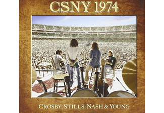 Crosby, Stills, Nash & Young - Csny 1974 - (CD + DVD Video)