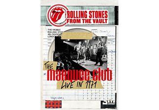 The Rolling Stones - From The Vault-The Marquee-Live In 1971 [DVD]