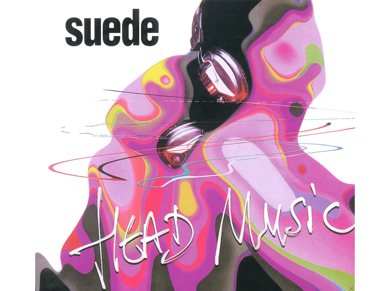 Suede - Head Music (Deluxe Edition) [CD + DVD Video]