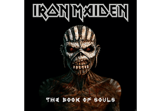 Iron Maiden The Book Of Souls (2cd Standard) Heavy Metal CD