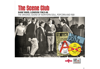 VARIOUS - The Scene Club - Ham Yard, London 1963-66 [CD]
