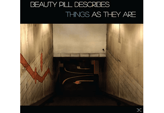 Beauty Pill - Beauty Pill Describes Things As The [CD]