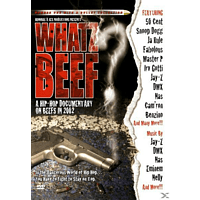 VARIOUS - Whatz Beef? [DVD]