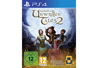 The Book of Unwritten Tales 2 [PlayStation 4]
