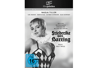 Friederike von Barring [DVD]