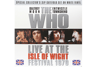 The Who - ISLE OF WIGHT 1970 - (Vinyl)