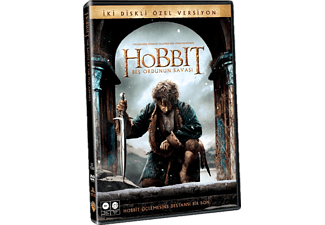 ESEN The Hobbit: The Battle Of The Five Armies (Hobbit : Beş Ordunun Savaşı) 2 Disk DVD Özel Versiyon
