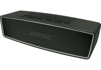 Altavoz inalámbrico - Bose SoundLink Mini II, Bluetooth, Manos libres, Negro Carbón