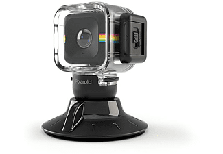 POLAROID Cube Waterproof Case + Suction Mount (POLC3WSM)