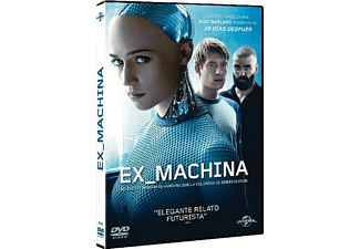 Ex-Machina - Dvd