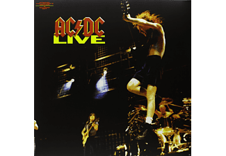 AC/DC - Live (2 Lp Collector's Edition) - (Vinyl)