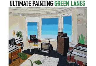 Ultimate Painting - Green Lanes - (CD)