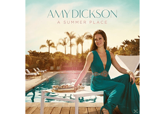 Amy Dickson - A Summer Place - (CD)