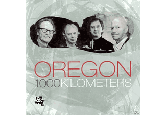 Oregon - 1000 Kilometers - (CD)