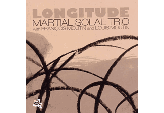 Martial Solal - Longitude - (CD)