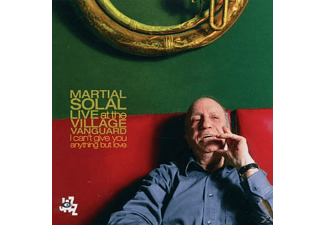 Martial Solal - Martial Solal Live At The Village Vanguard - (CD)
