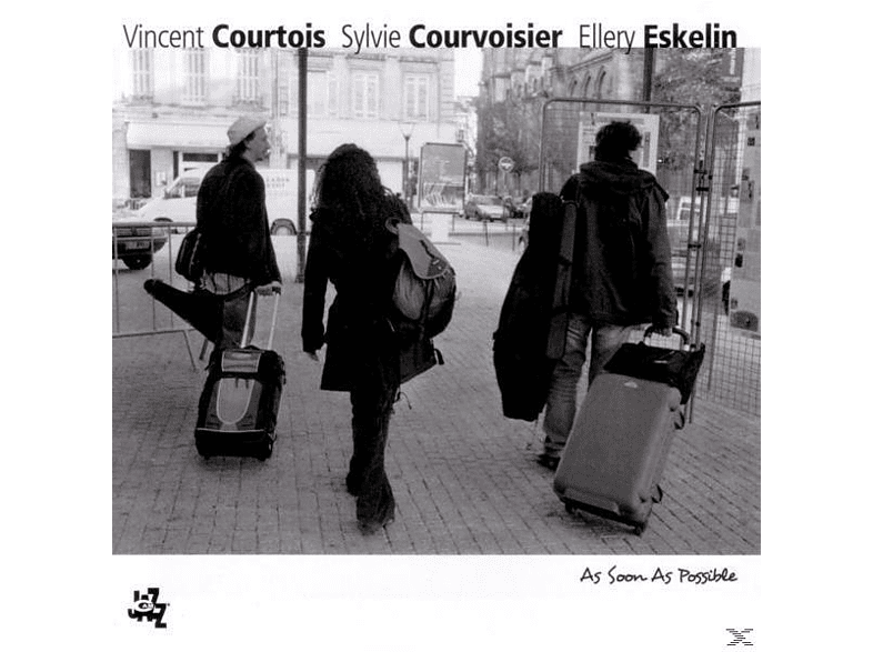 Vincent Courtois - As Soon As Possible [CD]