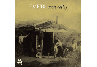Scott Colley - Empire - (CD)