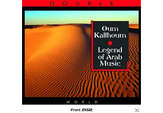 Oum Kalthoum - Diva Of Arab Music - (CD)