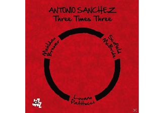 Sanchez,A./Mehldau,B./+ - Three Times Three - (CD)