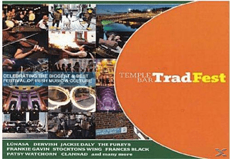 VARIOUS - Temple Bar TradFest - (CD)