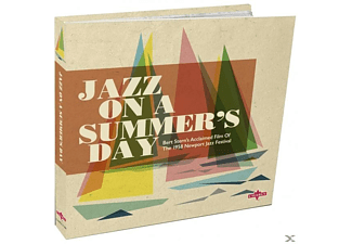VARIOUS - Jazz On A Summer's Day O.S.T.(Cd & - (CD + DVD Video)