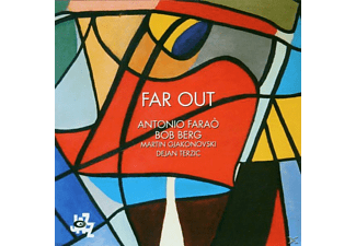 FARA,A-BERG,B-GJACONOVSKI,M. - Far Out - (CD)
