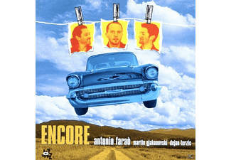 Antonio Faraò - Encore - (CD)