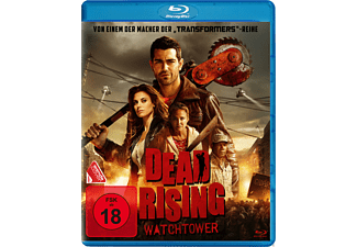 Dead Rising: Watchtower - (Blu-ray)