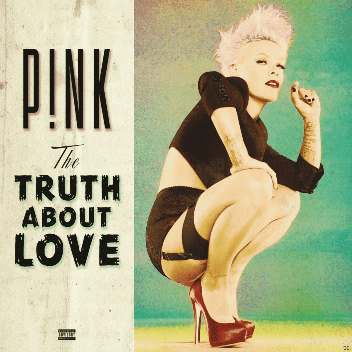 P!nk - The Truth About Love - (Vinyl)