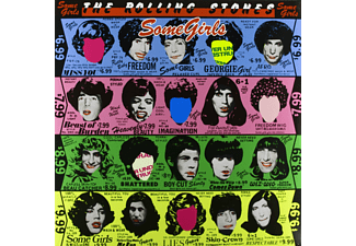 The Rolling Stones - Some Girls (Remastered) - (Vinyl)