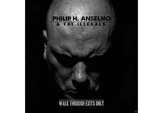 Philip H.Anselmo & The Illegals - Walk Through Exits Only (Swamp Green Vinyl Gatefold) - (Vinyl)