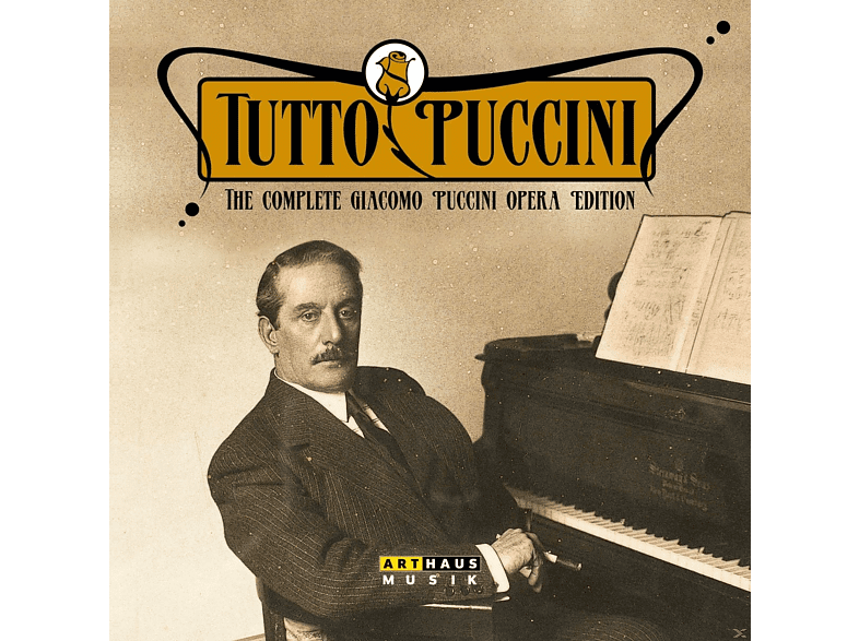 VARIOUS, Various Orchestras - Tutto Puccini [DVD]