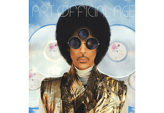 Prince - Art Official Age - (Vinyl)