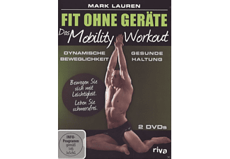 Fit ohne Geräte - Das Mobility-Workout - (DVD)