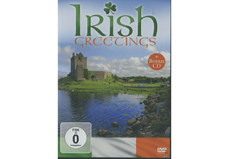 Irish Greetings - (DVD + CD)